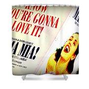 Mamma Mia Shower Curtain