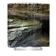 Mammoth Cave Entrance Shower Curtain