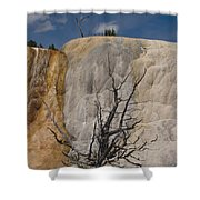 Mammoth Formation  #0290 Shower Curtain