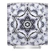 Manadala96 Shower Curtain