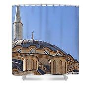 Manavgat Mosque Shower Curtain