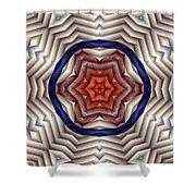 Mandala 12 Shower Curtain