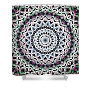 Mandala 40 Shower Curtain