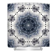 Mandala127 Shower Curtain