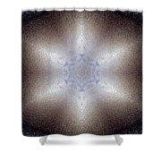 Mandala154 Shower Curtain