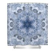 Mandala86 Shower Curtain