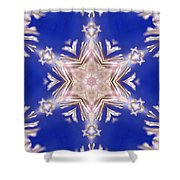 Mandala93 Shower Curtain