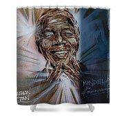 Mandela Shower Curtain