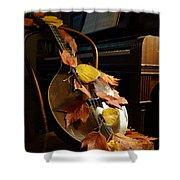 Mandolin Autumn 2 Shower Curtain