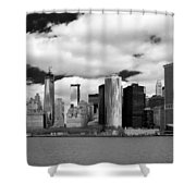 Manhattan 10450 Shower Curtain