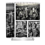 Manhattan Collection II Shower Curtain