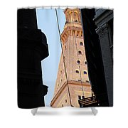 Manhattan Dusk Shower Curtain
