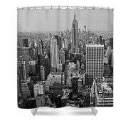 Manhattan Nyc Shower Curtain