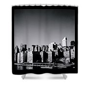 Manhattan Shower Curtain