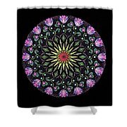 Manifestation Shower Curtain