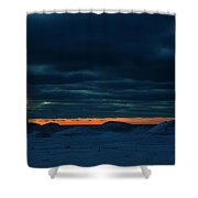 Manistee Lighthouse 5 Shower Curtain