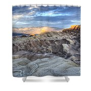 Manly Beacon Shower Curtain