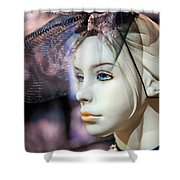 Mannequin 1 Shower Curtain