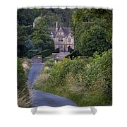 Manor House - Cotswolds Shower Curtain