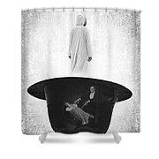 The Magic Hat Shower Curtain