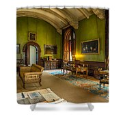 Mansion Lounge Shower Curtain