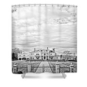 Mansion Rye New Hampshire Open Edition Shower Curtain