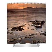 Marbella Spain Shower Curtain