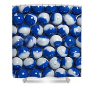 Marble Collection 11 Shower Curtain