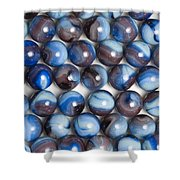 Marble Collection 14 Shower Curtain
