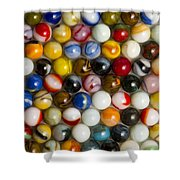 Marble Collection 16 Shower Curtain