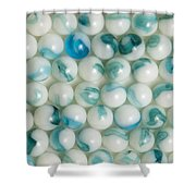 Marble Collection 17 Shower Curtain