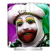 Mardi Gras New Orleans La Shower Curtain