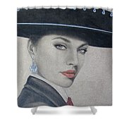 Mariachi Shower Curtain