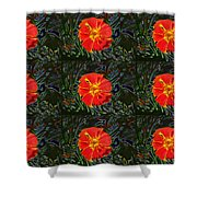 Marigold Mighty Shower Curtain