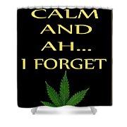 Marijuana 4 Shower Curtain