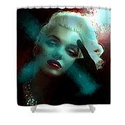 Marilyn 128 Tryp  Shower Curtain