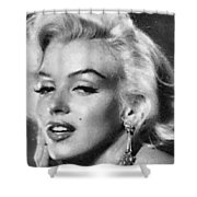 Beautiful Marilyn Monroe Unique Actress Shower Curtain