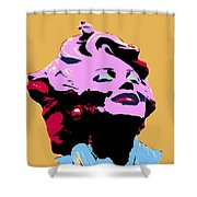 Marilyn Two Shower Curtain