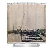 Marina 2 Shower Curtain