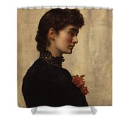Marion Collier Shower Curtain