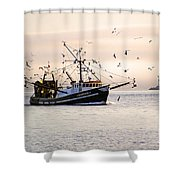 Maritime Heritage 2 Shower Curtain
