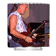 The Heart Of Grand Funk Railroad Shower Curtain
