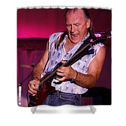 Mark Rocking In Lewiston 2009 Shower Curtain