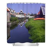 Marken Canal Shower Curtain