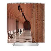 Marple Archway Shower Curtain