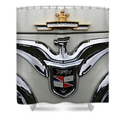 Marque Imperial 1955 Shower Curtain