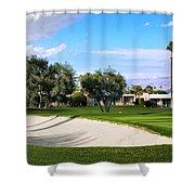 Marrakesh Golf Palm Springs Shower Curtain