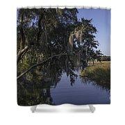 Marsh Creek Shower Curtain