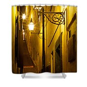 Marten Trotzigs Grand Shower Curtain by Inge Johnsson