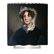 Martha Jefferson Randolph (1772-1836) Shower Curtain